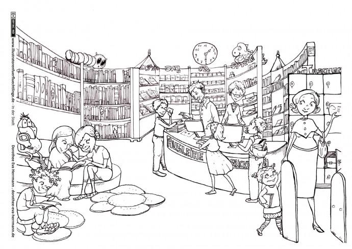 Illustratoren Fur Fluchtlinge Ausmalbilder Fur Viele Gelegenheiten Bz Sh Medienvermittlung De